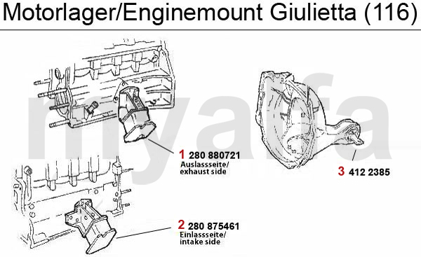 engine mount
