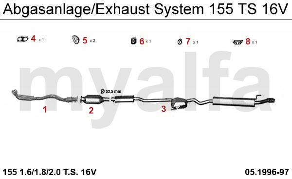 TS 16V Bj. 5.96>