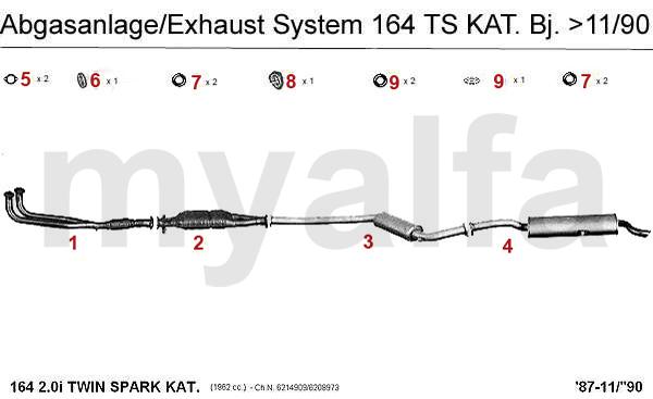 2.0 TS Kat. Bj. >11.90