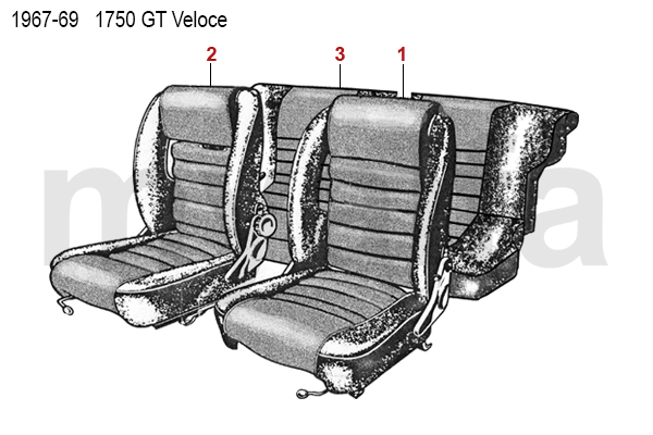 1967-69 1750 GTV