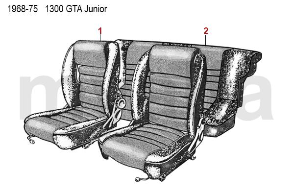 1968-75 GTA Junior