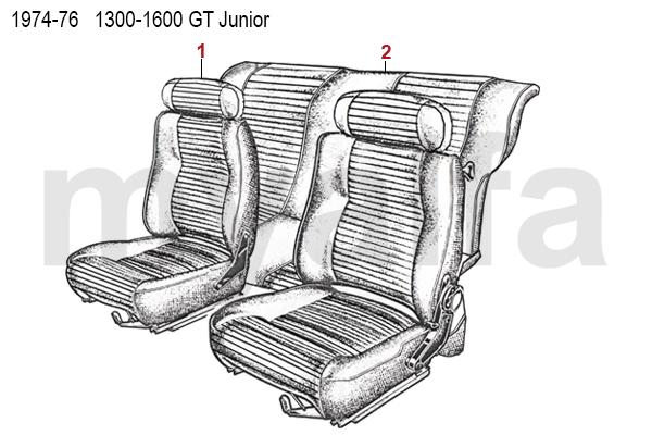 1974-76 GT Junior