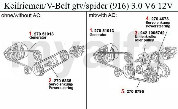 alfa romeo gtv/spider (916)