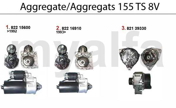 Aggregate TS 8V