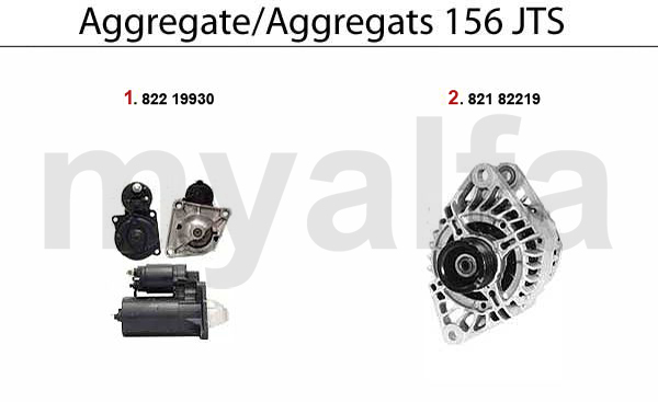 Aggregate JTS