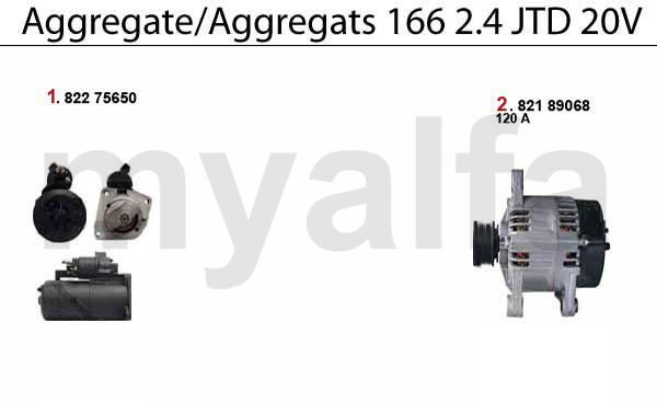 Aggregate 2.4 JTD 20V