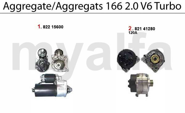 Aggregate V6 Turbo