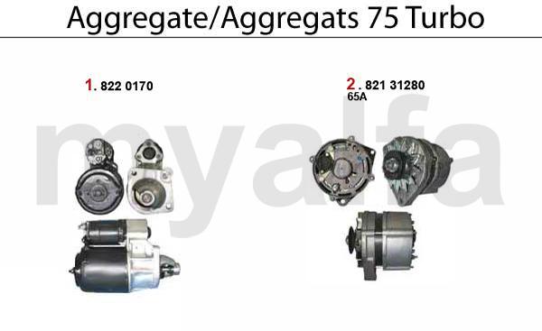 Aggregate 75 Turbo