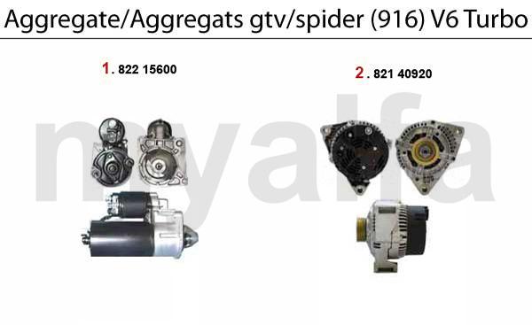 Aggregate 2.0 V6 Turbo