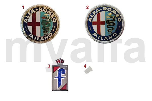 Embleme 1966-1972