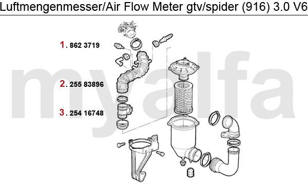 Luftmengenmesser