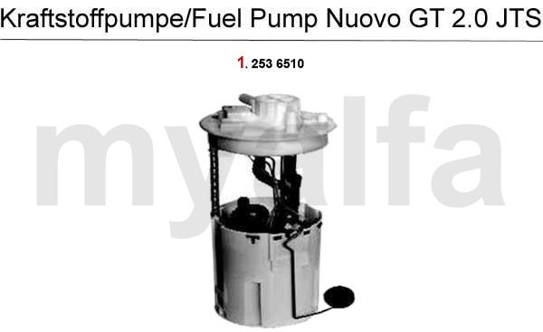 Kraftstoffpumpe