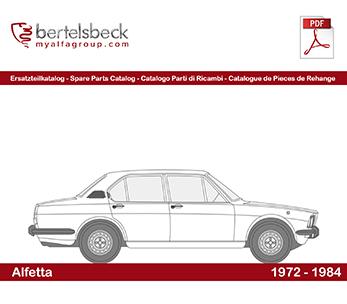 Alfa Alfetta Berlina