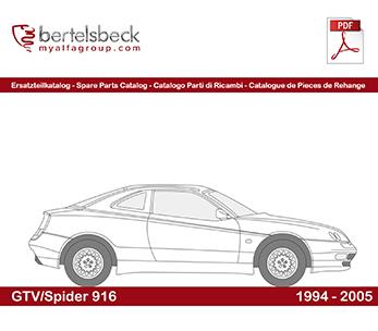 Alfa GTV/Spider 916