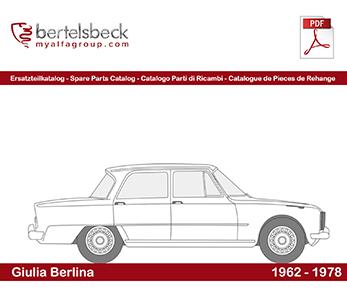 Alfa Giulia/Berlina