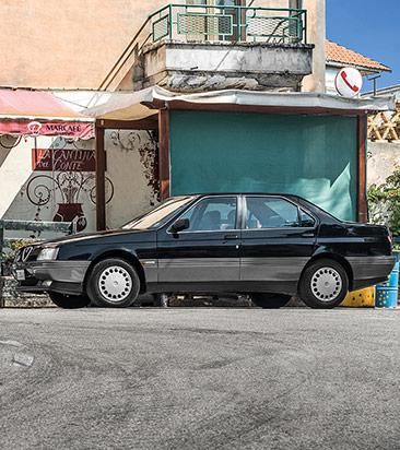 Alfa 164 Ersatzteile
