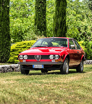 Alfa Alfetta GTV 4/6 Ersatzteile